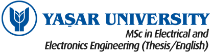 Electrical and Electronics Engineering MSc Program (With Thesis / In English)